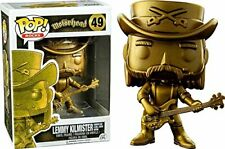 Funko POP! Rocks Motorhead Lemmy Kilmister #49 Ltd. 5,000 (Gold Edition)