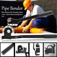 """3 In 1 Tubing Pipe Bender Tube Stainless Steel Fuel Brake Lines 1/4"""" 5/16"""" 3/8"""""""