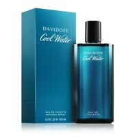 Davidoff Cool Water Eau de Toilette Uomo 125 ml Vapo