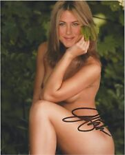 Jennifer Aniston (Full Nude) Friends Office Christmas Party RARE SIGNED RP 8x10