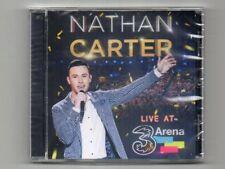 NATHAN CARTER- LIVE AT 3 ARENA - CD - Free Post UK