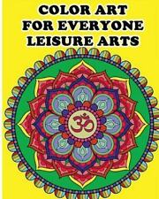 NATURAL WONDERS COLOR ART FOR EVERYONE - LEISURE ARTS, INC. (COR) - NEW PAPERBAC