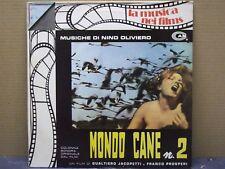 COLONNA SONORA - MONDO CANE n. 2 - LP - 33 GIRI - NM/MINT
