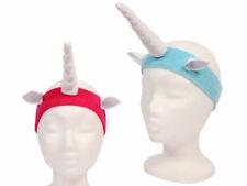 Alsino Einhorn Stirnband Karneval Accessoire für Kinder und Erwachsene One Size