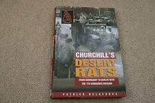 Churchill's Desert Rats: From Normandy to Berlin with the 7th Armoured...
