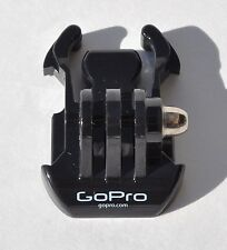 NEW Original OEM GoPro HD Horizontal Surface Quick Release Buckle Flat Mount