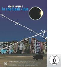 DVD (NEU!) . ROGER WATERS (Pink Floyd) - In the Flesh (Live Snowy White mkmbh