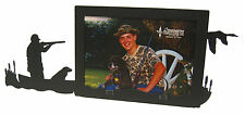 "Duck Goose Hunting in Boat Picture Frame 5""x7"" H Hunt Hunter"
