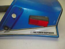1983 GS550ESE SUZUKI REAR TAIL SECTION BLUE WHITE Used SSB-13