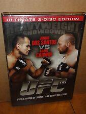 UFC 131: Dos Santos Vs. Carwin (DVD) 2-Disc Set! BRAND NEW!
