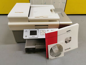 Lexmark X9350 All-in-One Inkjet Printer - Wireless Business Edition (Copy, Fax)