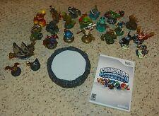Skylanders Spyro's Adventure w/ Adventure Pack & 22 Figures - (Wii, 2011)