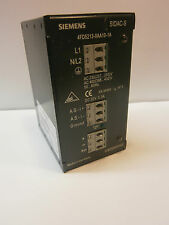 3FD5213-0AA10-1A Alimentation Siemens Sidac-S 30Vdc 3,3A