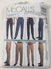 McCalls 9233 Perfect Fit Misses Pants Slacks Size 12 Uncut