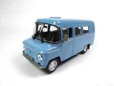 1959 ZSD Nysa N59 Minibus blau 1:43 IXO IST Altaya Polen DDR Oldtimer blue