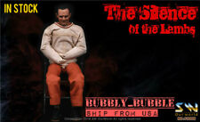1/6 The Silence of The Lambs Dr. Hannibal Figure Full Set SHIP FROM USA