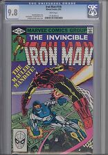 Iron Man 156  CGC 9.8 1982 Marvel:Price Drop!