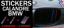 STICKERS CALANDRE POUR BMW M SPORT - QUALITEE +++ - NEUFF #20246