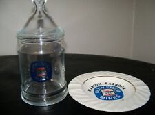 New listing Bethlehem Steel Mines Marion-Barbour Division Glass Container and Ashtray