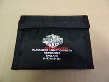 Harley-Davidson Geldbörse Portemonnaie Geldbeutel Wallet B&S  Dealer Print