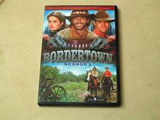 BORDERTOWN - SEASON 1 - 2 DVD DISC SET - EPISODES 1-26 - PRE-OWNED - GOOD COND.