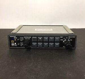 Bendix King KMA 26 TSO Audio Panel 066-01155-0201