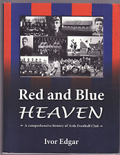 RED & BLUE FOOTBALL CLUB : ARDS  IRELAND - EDGAR  Soccer   FIRST EDITION  bx