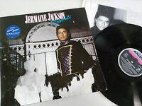 """Jermaine JACKSON - LP 12 """" G/VG 1984 Deutsch Edit Ersten Press Arista S206317"""