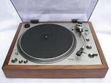 RESTORED TECHNICS SL1300 TURNTABLE, WOOD WRAP AROUND BASE, NEW CARTRIDGE!!