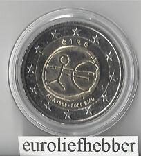 Ierland    2 Euro 2009   EMU  10 Jaar Euro    IN STOCK