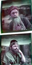 THE ROBE CANDID SET 1953 by John Florea  2 TRANSPARENCY LOT w/rights 122H