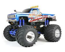 TAM58518 Tamiya Super Clod Buster 4WD Monster Truck Kit