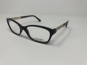 Calvin Klein CK7931 52/16 135 Brown Made In Italy NEW Frames F95