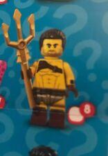 LEGO Minifigure Series 17 - ROMAN GLADIATOR - Arena Warrior Trident