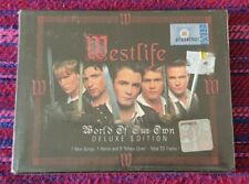 Westlife ~ World Of Our Own ( Deluxe Edition ) ( Malaysia Press ) Cassette
