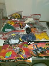 Large Lot Of K'Nex Toys (Random Lot) Assorted Pieces