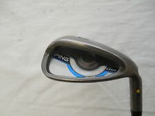 Used Rh Ping G Max U Wedge Yellow Dot Ping CFS Distance Regular Flex Steel