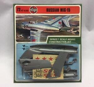 ** AIRFIX - 1/72 - RUSSIAN MIG-15