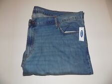 48 X 32 OLD NAVY SEMI-EVASE BOOT-CUT JEANS NWT