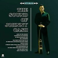 Cash- JohnnySound Of Johnny Cash + 2 Bonus Tracks (New Vinyl)