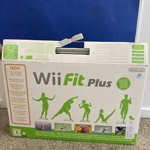 Offical Nintendo Wii Fit Plus Board With Box