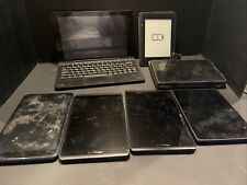 verizon and others tablet lot broken or for parts (not tested)