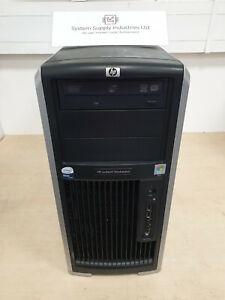 HP xw8600 - 2x X5450@3.00Ghz, 64GB DDR2, 2x 1TB, Geforce 9400 GT, Win Vista COA