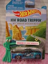 2015 Road Trippin #2 Switchback truck∞Blue;Surfboards∠žK4 Great Ocean∞Hot Wheels