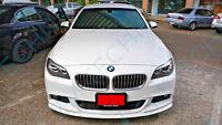 Fits 11-16 BMW F10 5 Series 3D Style M-Tech M Sport Front Bumper Lip Fiberglass