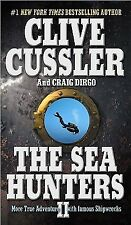 The Sea Hunters II by Cussler, Clive -Paperback