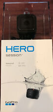 BRAND NEW Go pro HERO Session mounts included-black