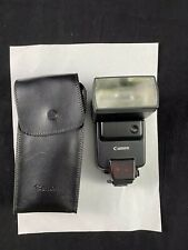 Canon Speedlite 430EZ Shoe Mount Flash for Canon with CASE