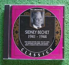 Sidney Bechet – 1941-1944 - Classics Chronological Series 860
