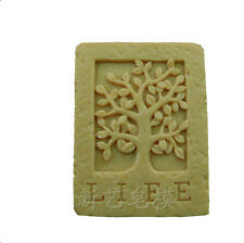 Silicone Molds Soap Making Tools DIY Polymer Clay Resin Mould Craft life tree